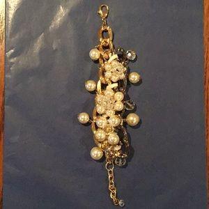Jewelry - Chunky jeweled bracelet